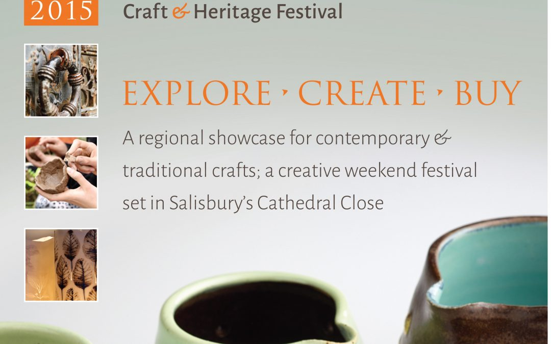 Salisbury Heritage & Craft Festival 2015