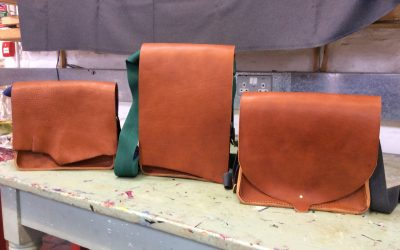 Courier Bag Course, New Brewery Arts 2015